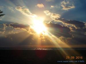 Sunrising at Playa las Salinas – Spain - © Baffo