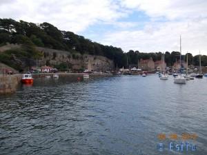 Dysart Harbour – August 2012
