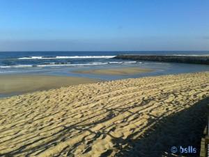 Praia de Costa de Lavos - Rua 25 de Abril 31, Portugal – Mai 2015