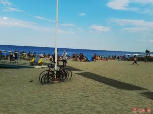 Strand von Castelló D'empuries
