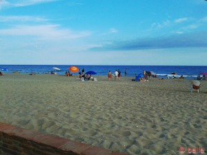 Traumstrand Castelldefels