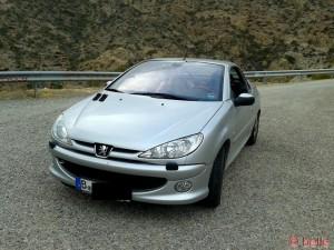 Mein kleiner Franzose - Peugeot 206 CC