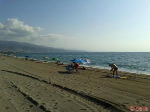 Strand ohne Namen....