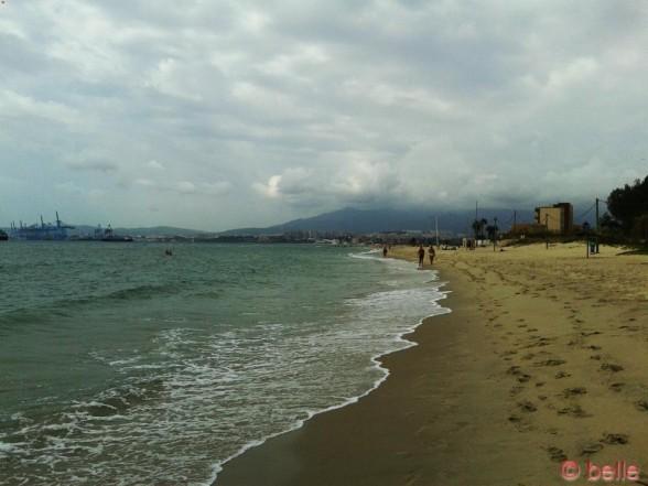 Beach of Palmones
