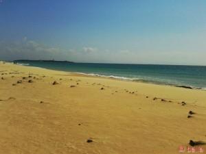 Traumstrand Tarifa an der Atlantik-Küste