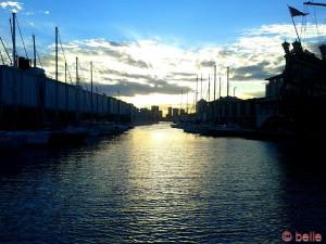 Genua - Porto Antico