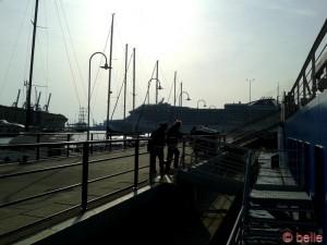 MSC in Genua