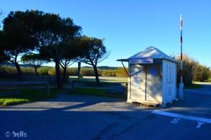 Area Sosta Camper - Route de Bonne Terrasse, 83350 Ramatuelle, Frankreich
