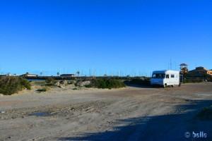 Playa de Torre Derribada - San Pedro del Pinatar – February 2015
