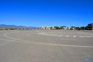Parking Calle de los Juegos de Casablanca, 1, Almería, Spanien – March 2015