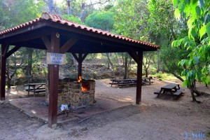 Picknick-Area in Barão São João – Mai 2015