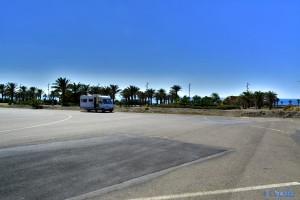 Parkin in Retamar - Camino de Retamar a Costa Cabana por la Playa, 04130 Almería, Spanien – October 2015