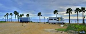 Parking at Playa del Censo - Calle Ingenio, 50, 04770 Adra, Almería, Spanien – October 2015