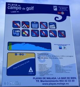 Playa de Campo de Golf - Málaga – Spain
