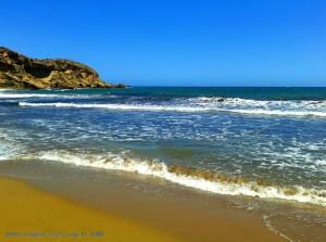 Playa la Higuerica – Spain – August 2016