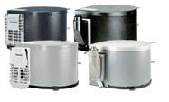 Boiler tipo vecchio 1500 W 10 lt/30 min. Gas 110 gr/h 0,4 Ah max