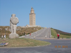 Spain-Torre de Hercules