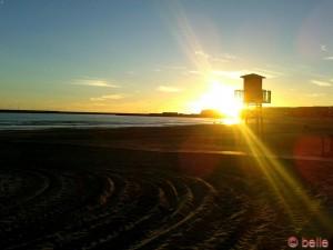 Sonnenuntergang in Barbate - das letzte Bild....