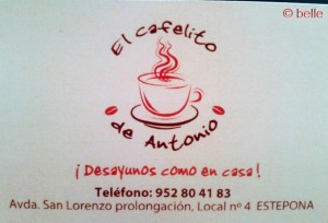 Café Antonio