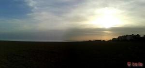 Sonnenaufgang in Dénia