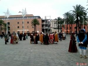 Mittelalter in Genua