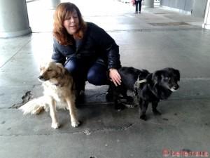 Silvia mit Billy und Nicol ♥