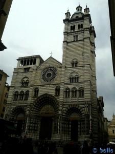 San Lorenzo - Kathedrale from Genoa