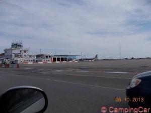 Airport Gibraltar