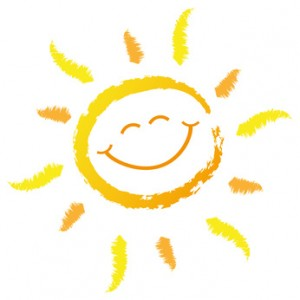 Die Sonne ruft nach mir!