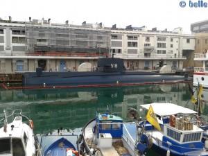 U-Boot in Genua