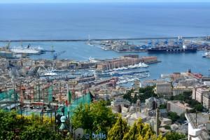 Porto Antico - Magazzine del Cotone - Isola delle Chiatte