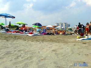 Ldio Degli Scacchi Public Beach