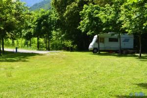 Camper-Area Vigna