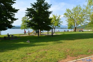 Park am Lago di Comabbio