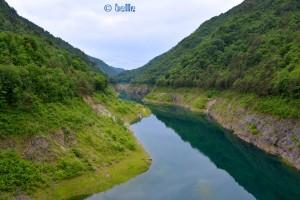 Lago Valvestino – der Anfang im Norden