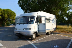 Parking Colombare - Sirmione