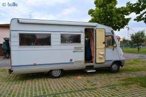 """CampingCar-Area """"Camping Club Soave"""""""