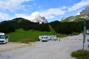 Camper-Area in 32041 Auronzo di Cadore -Tre Torri di Lavaredo