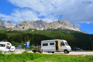 Camper-Area in 32041 Auronzo di Cadore