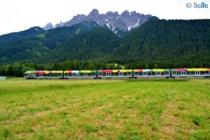 Tiroler Train with Cima Nove 2618m