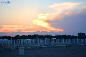 Lido di Spina Sunset