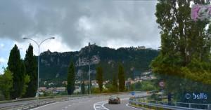 Auf dem Weg nach San Marino