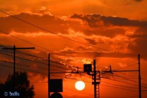 Sunset Marotta – 20:32 Uhr