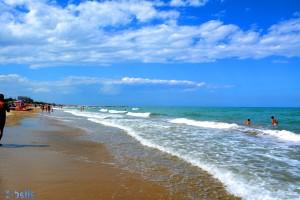 Beach of Villa Rosa