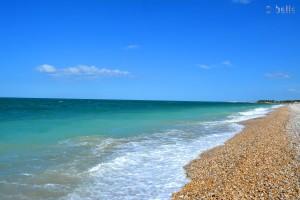 Beach Fossacesia Marina
