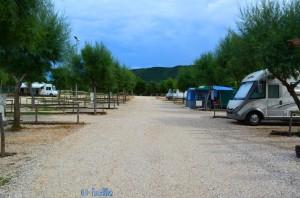 Camper-Area S. Elia in Torre Mileto