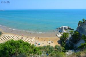 Beach Vieste