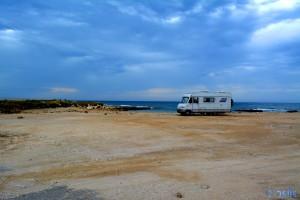 Stellplatz in Mola di Bari