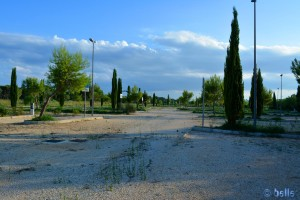 Closes Camper Area in Castellaneta Marina!