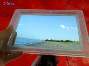 In the Mirror – Beach of Trebisacce – Calabria – Ionisches Meer